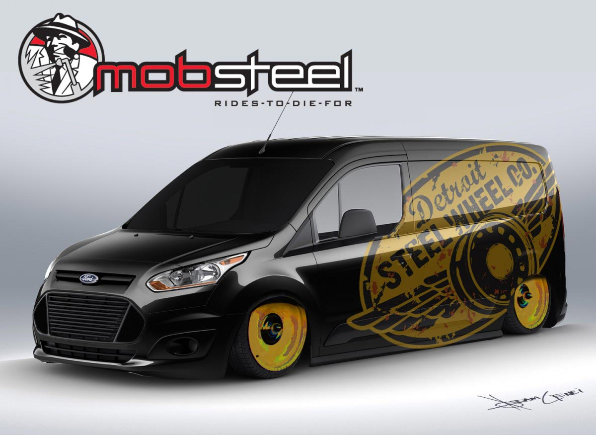 2014 Ford Transit Connect Customized Van And Wagon Models