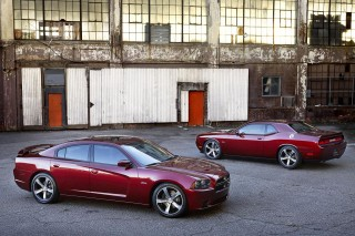 2014 Dodge Charger and Challenger 100th Anniversary