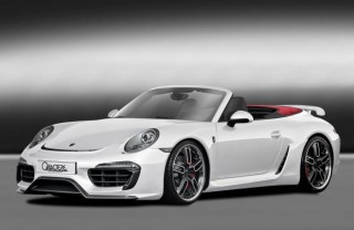 Porsche 911 Turbo by Caractere Exclusive
