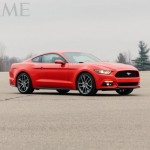 2015 Ford Mustang leaked