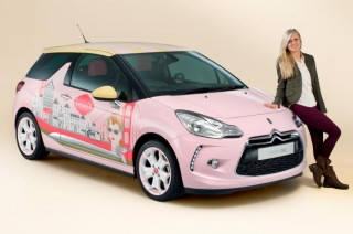 Citroen DS3 Concept by Benefit Cosmetics