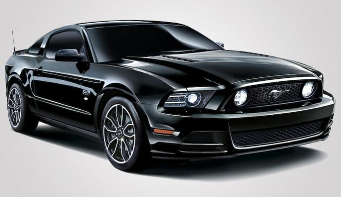 Ford Mustang V Gt Coupe