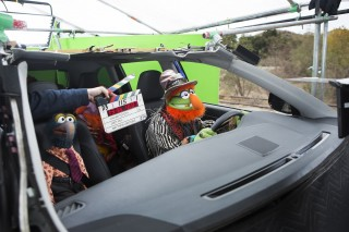 The Muppets y Toyota
