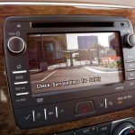 2014 Buick Enlcave rear-view camera