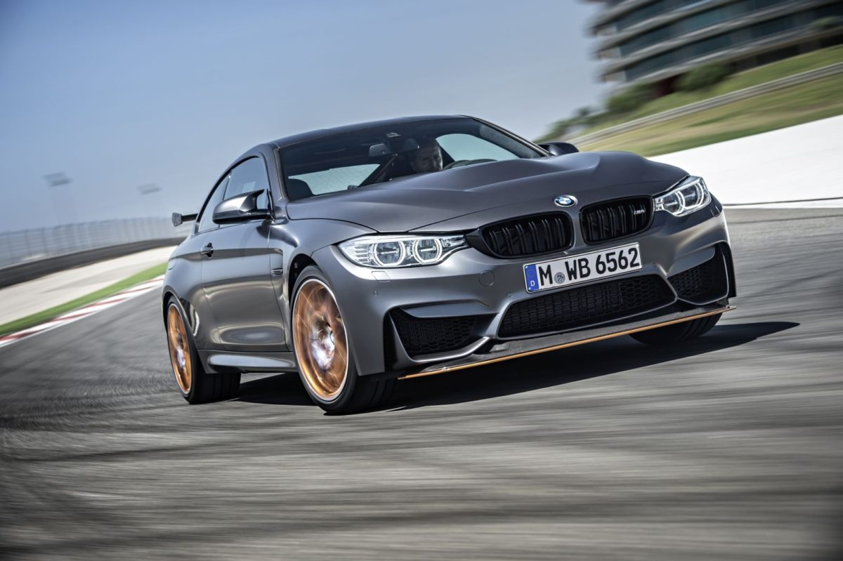 Unofficial Bmw M4 Gts Lapped The Nurburgring In Around 728