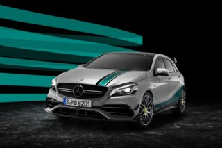 2015 Mercedes-AMG A 45 Champions Edition
