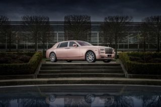 2015 rolls-Royce Sunrise Phantom Extended Wheelbase pictures