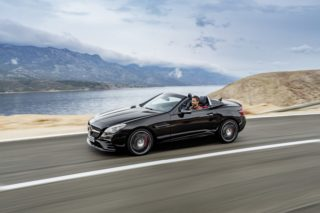 2017 Mercedes-Benz SLC pictures