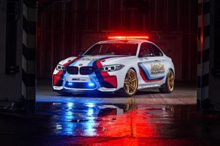 bmw m2 motogp safety car championship