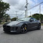 2016 Jaguar F Type R
