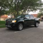 GMC Canyon 2016 4WD SLT