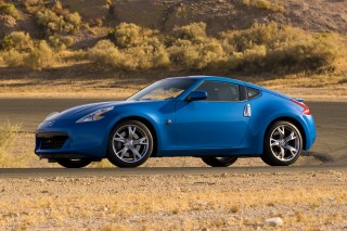 2013 Nissan Z Coupe