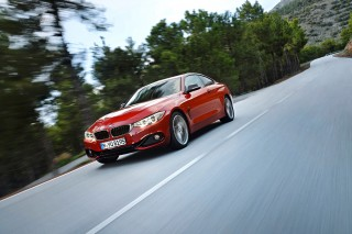The All-New BMW 4 Series Coupe
