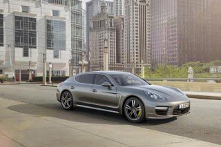 2014 porsche panamera turbo s facelift