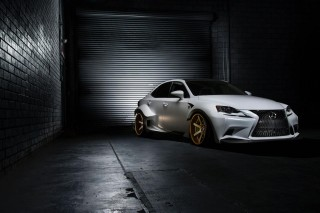 2013 Lexus IS 350 F Sport DeviantArt