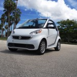 2013 Smart fortwo Electric Convertible