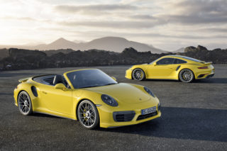 2016 porsche 911 turbo facelift