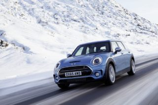 2016 mini clubman all4 details